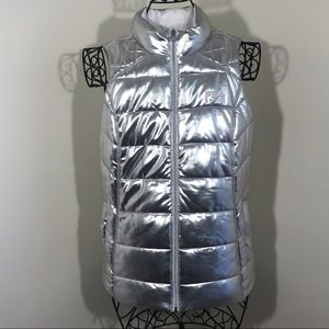 FILA Silver Vest
